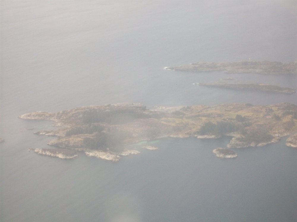 Flying into Haugesund, Viking Homeland, Western Norway (2/6)