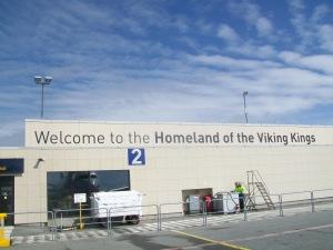 Welcome to Haugesund: Homeland of the Vikings.