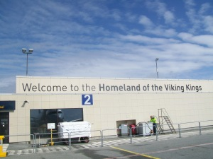 Welcome to Haugesund: Homeland of the Vikings.