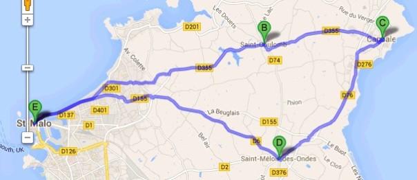 france hike