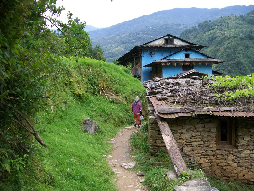Jiri - Gokyo Nepal Trek Shivalaya Photos (3/6)