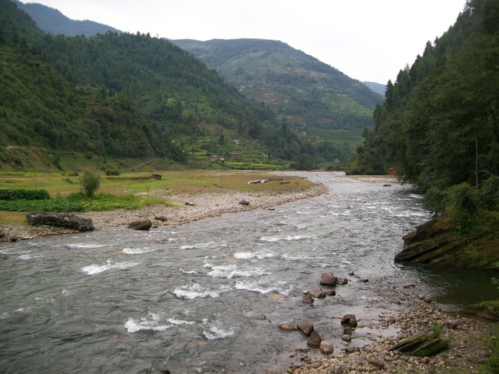 Jiri - Gokyo Nepal Trek Shivalaya Photos (5/6)