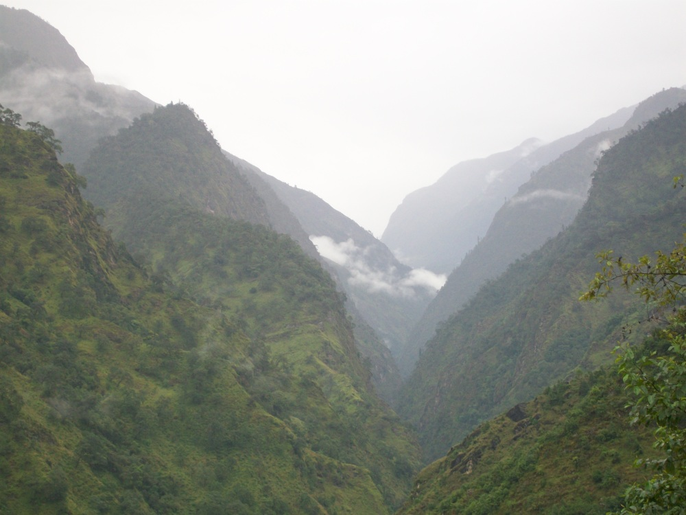 Nepal Trek Lukla to Kathmandu Flight (2/5)