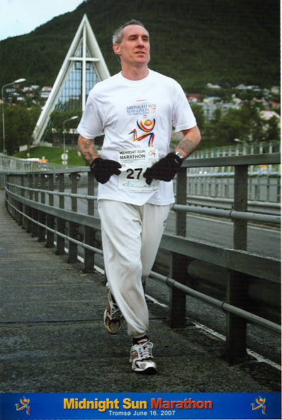 Tromso, Norway Midnight Sun Marathon Photo